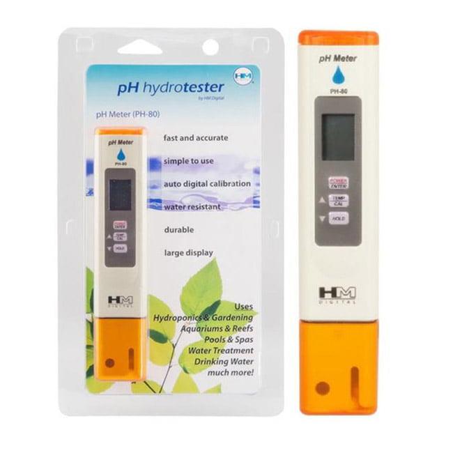 เครื่องวัด pH แบบปากกา