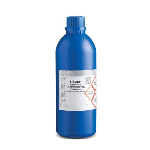 น้ำยามาตรฐานสอบเทียบ EC รุ่น HI6031
