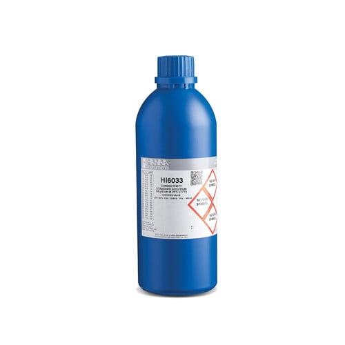 น้ำยามาตรฐานสอบเทียบ EC รุ่น HI6033
