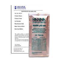 น้ำยามาตรฐานสอบเทียบ EC รุ่น HI70039C