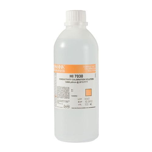 น้ำยามาตรฐานสอบเทียบ EC รุ่น HI7030L