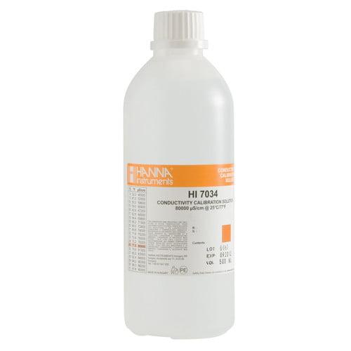 น้ำยามาตรฐานสอบเทียบ EC รุ่น HI7034L