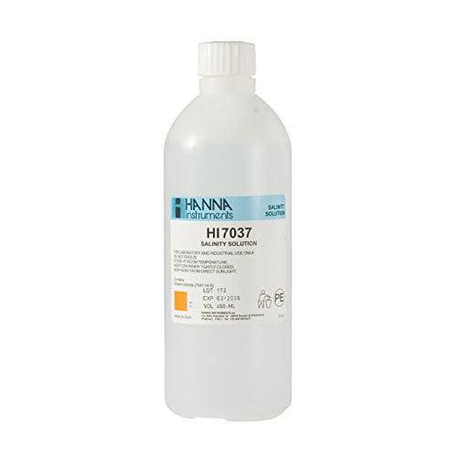 น้ำยามาตรฐานสอบเทียบ Salinity Calibration Solution รุ่น HI7037L