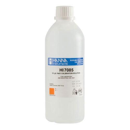 น้ำยามาตรฐานสอบเทียบ Salinity Calibration Solution รุ่น HI7085L