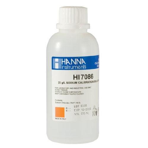 น้ำยามาตรฐานสอบเทียบ Salinity Calibration Solution รุ่น HI7086L