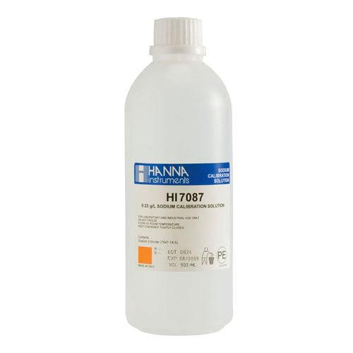 น้ำยามาตรฐานสอบเทียบ Salinity Calibration Solution รุ่น HI7087L