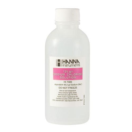 น้ำยามาตรฐานสอบเทียบ Salinity Calibration Solution รุ่น HI7089L
