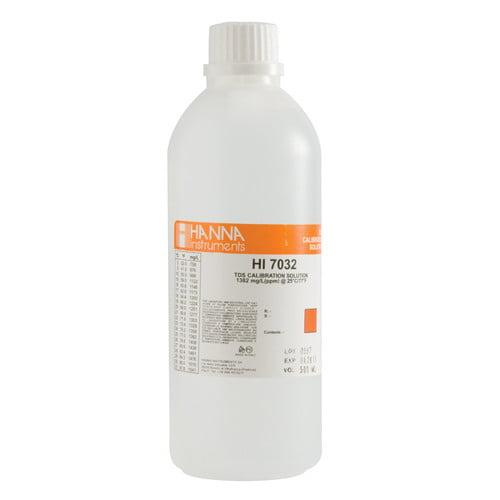 น้ำยามาตรฐานสอบเทียบ TDS รุ่น HI7032L