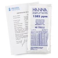 น้ำยามาตรฐานสอบเทียบ TDS แบบซองรุ่น HI70032C