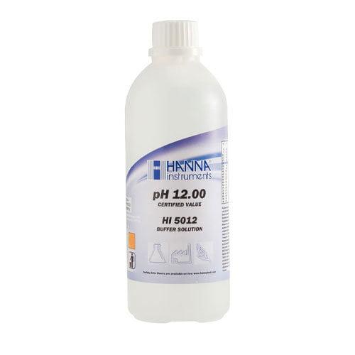 น้ำยามาตรฐานฺ pH Buffer Solution HI5012
