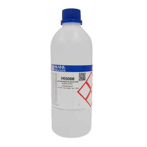 น้ำยามาตรฐานฺ pH Buffer Solution HI5068