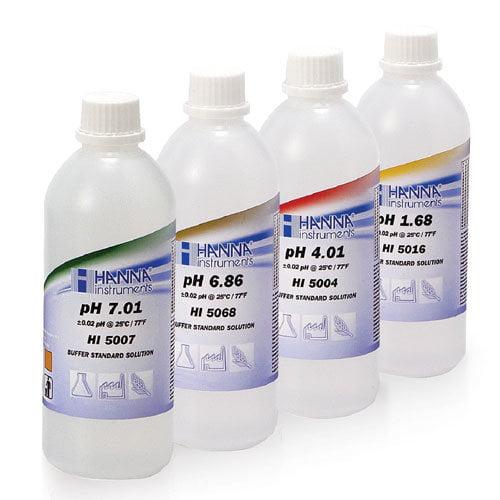 น้ำยามาตรฐานฺ pH Buffer Solution HI5091