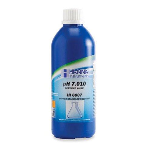 น้ำยามาตรฐานฺ pH Buffer Solution HI6007