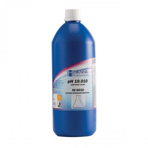 น้ำยามาตรฐานฺ pH Buffer Solution HI6010-01