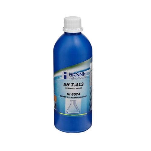 น้ำยามาตรฐานฺ pH Buffer Solution HI6074