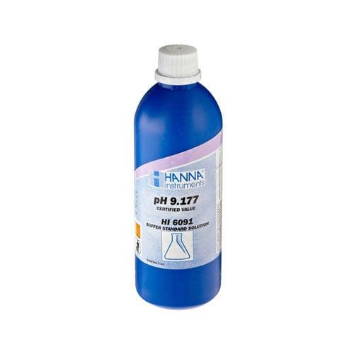 น้ำยามาตรฐานฺ pH Buffer Solution HI6091
