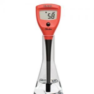 เครื่องวัดค่าความเป็นกรด ด่าง pH Meter Hanna รุ่น HI98103