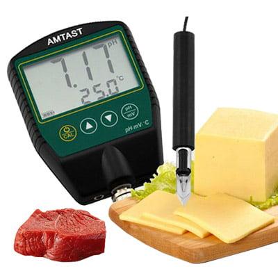 Food pH Meter