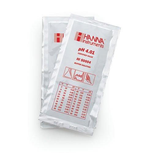 pH Buffer Solution แบบซองรุ่น HI50004-01