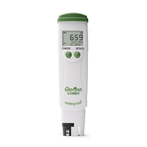 เครื่องวัด pH EC TDS Meter แบบปากกาสำหรับไฮโดรโปนิกส์ รุ่น GroLine HI98131