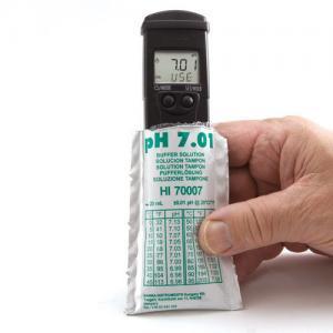 เครื่องวัด pH EC TDS Meter แบบปากกาจาก Hanna รุ่น HI98129
