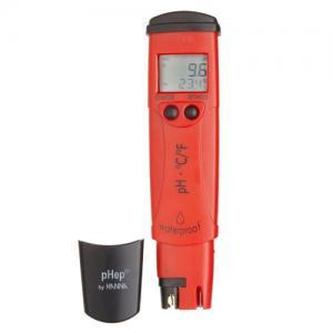 เครื่องวัดค่าความเป็นกรด ด่าง pH Meter แบบปากกาจาก Hanna รุ่น HI98127
