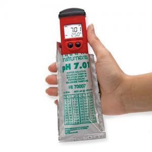 เครื่องวัดค่าความเป็นกรด ด่าง pH Meter แบบปากกาจาก Hanna รุ่น HI98128