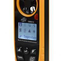 เครื่องวัดความเร็วลม (Anemometer) Benetech รุ่น GM8910