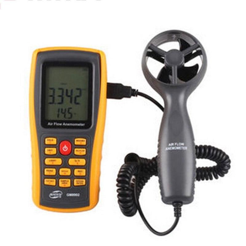 เครื่องวัดความเร็วลม (Anemometer) Benetech รุ่น GM8902
