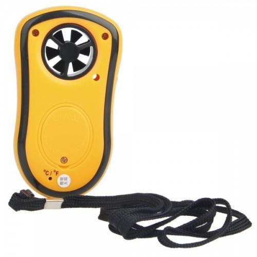 เครื่องวัดความเร็วลม (Anemometer) Benetech รุ่น GM8908