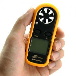 เครื่องวัดความเร็วลม (Anemometer) Benetech รุ่น GM816