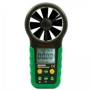 เครื่องวัดความเร็วลม (Anemometer) Mastech รุ่น MS6252B