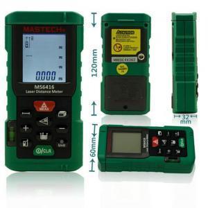 เครื่องวัดระยะเลเซอร์ (Laser Distance Meter) Mastech รุ่น MS6416