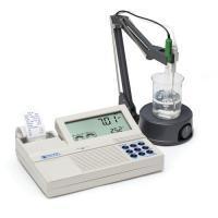 เครื่องวัด pH ORP Benchtop Meter แบบตั้งโต๊ะ HI122