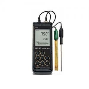 เครื่องวัด pH ORP Meter (Portable) พกพาสำหรับงานภาคสนามรุ่น HI9125