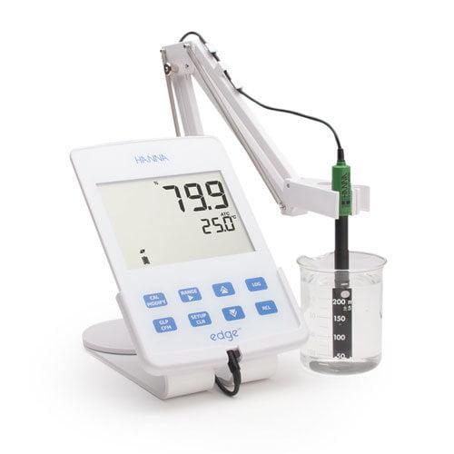 เครื่องวัดปริมาณออกซิเจนในน้ำ DO Meter Benchtop แบบตั้งโต๊ะรุ่น HI2004