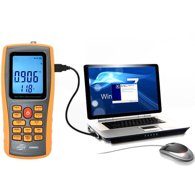 GM8903 เชื่อมต่อกับคอมพิวเตอร์