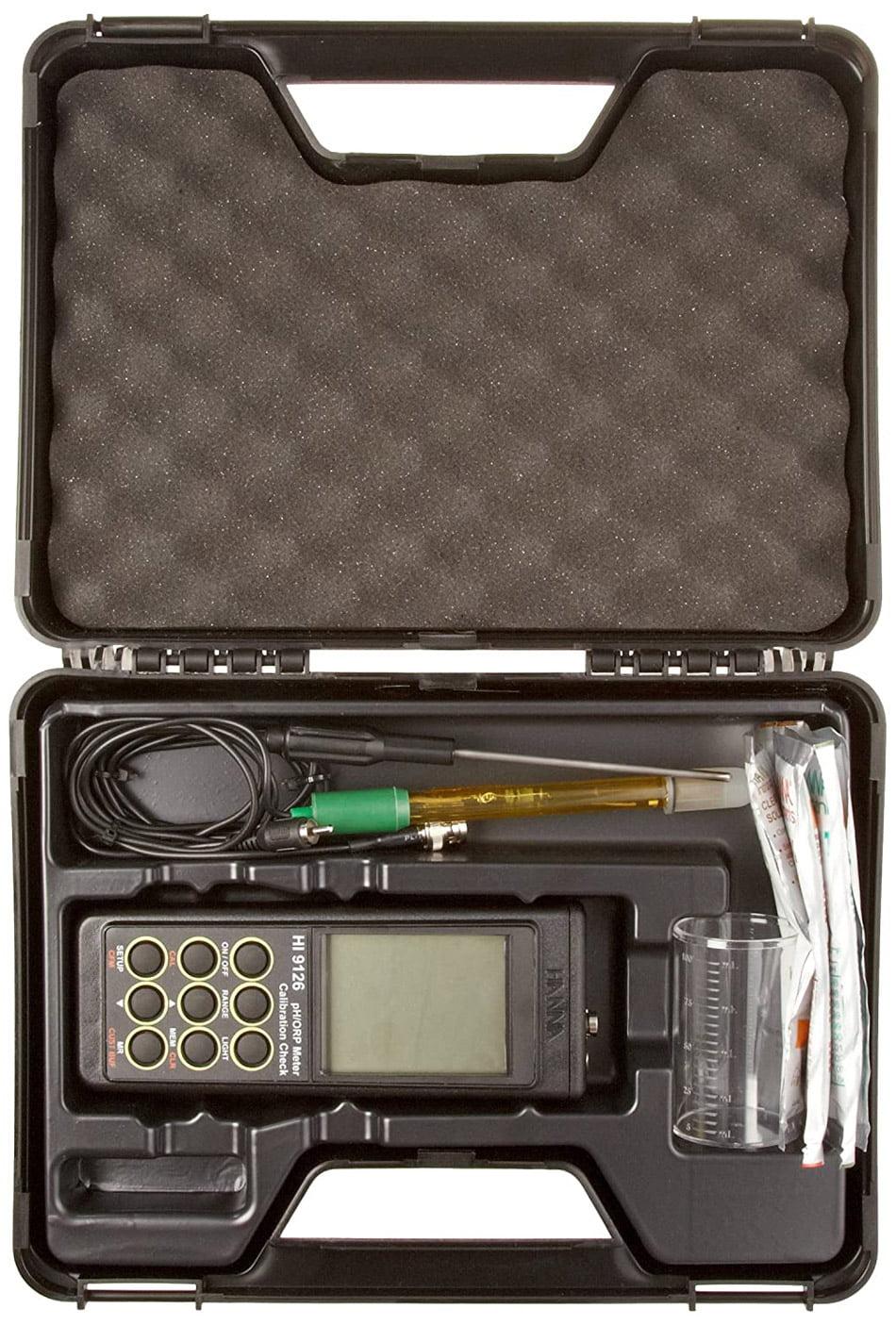 HI9126 อุปกรณ์พร้อมใช้งาน