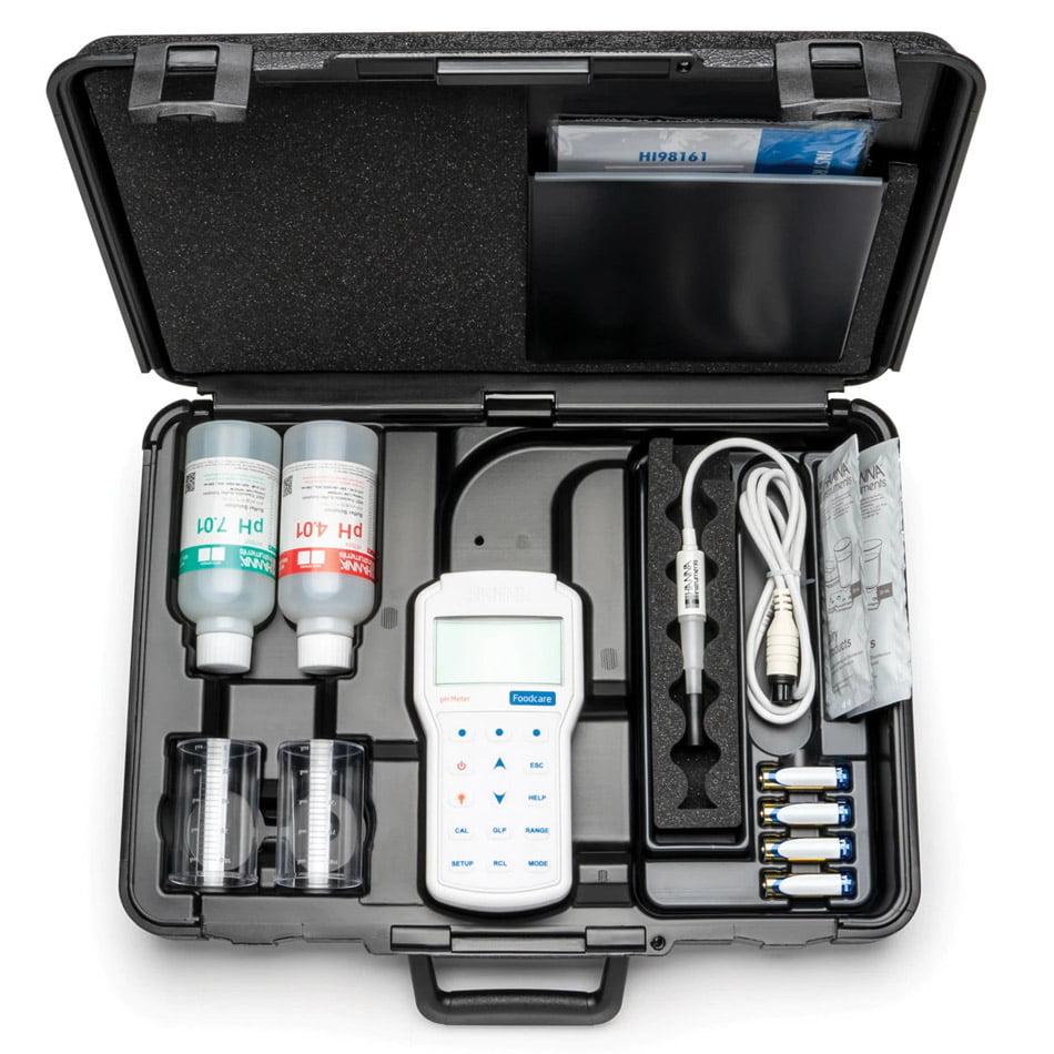 HI98161 อุปกรณ์พร้อมใช้