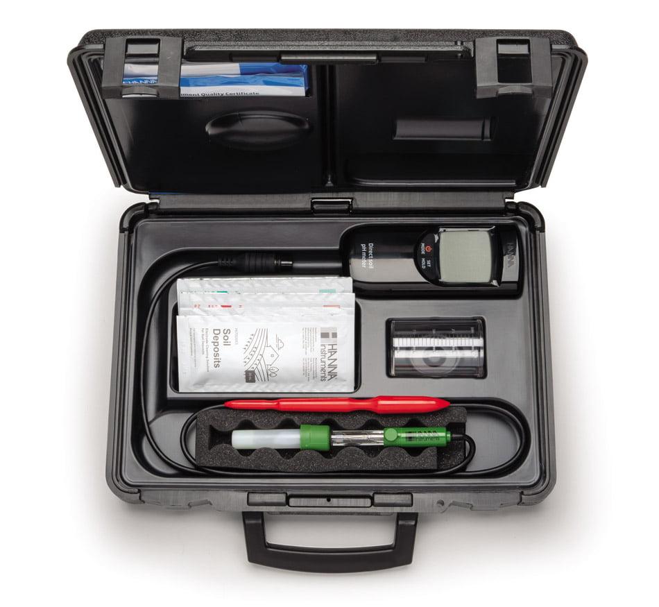 HI99121 อุปกรณ์พร้อมใช้งาน