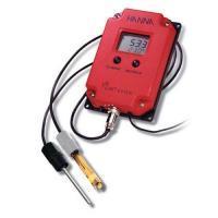เครื่องวัดค่า PH Monitoring รุ่น HI991401-02 GroChek