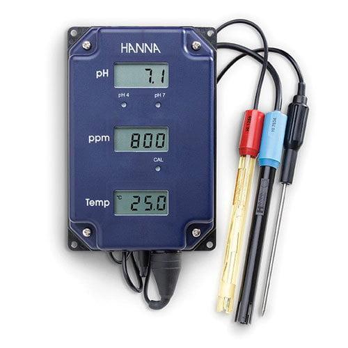 เครื่องวัดค่า PH TDS MONITORING รุ่น HI981504/7-2