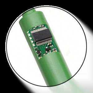 Microchip DO Electrode