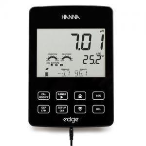เครื่องวัด pH Benchtop Meter แบบตั้งโต๊ะรุ่น HI2020