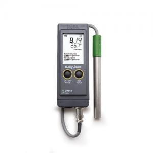 เครื่องวัดค่าความเป็นกรด ด่าง pH Meter รุ่น HI99141 สำหรับ Boiler และ Cooling Tower