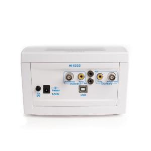 เครื่องวัด pH ORP ไอออน (ISE) Benchtop Meter แบบตั้งโต๊ะ Research Grade รุ่น HI5222