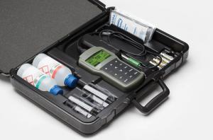 เครื่องวัด pH ORP Meter (Portable) พกพาสำหรับงานภาคสนามรุ่น HI98190 Waterproof IP67