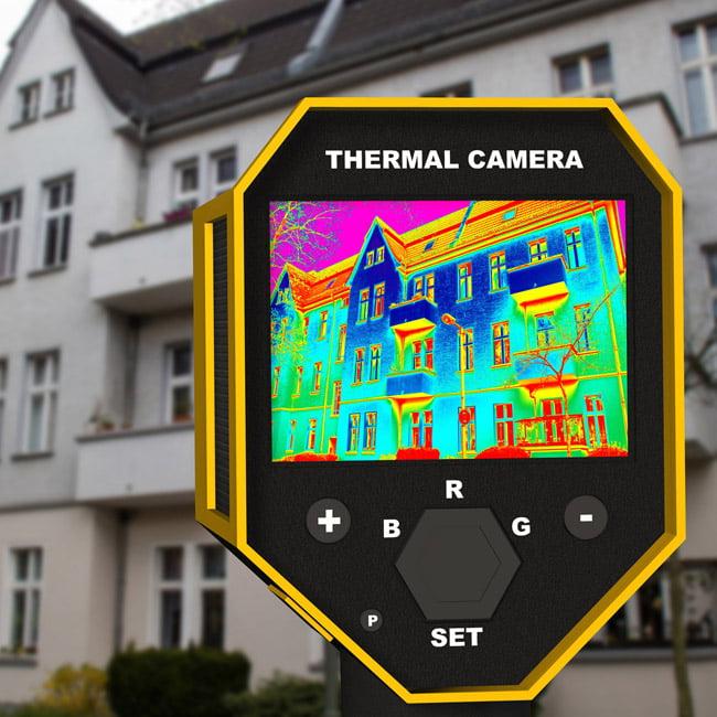 กล้องถ่ายภาพความร้อน