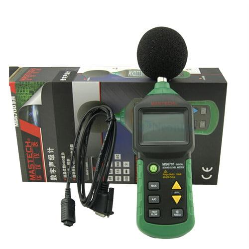 เครื่องวัดเสียง Mastech รุ่น MS6700