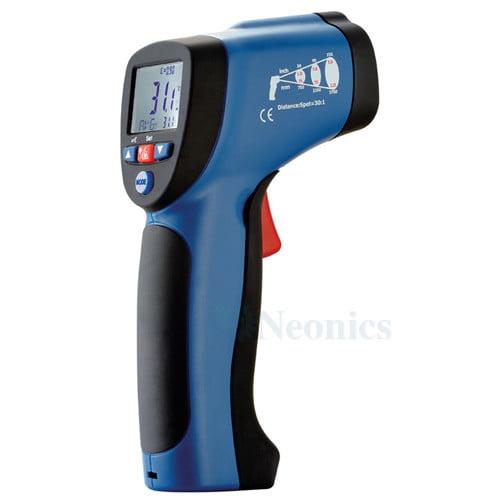 เครื่องวัดอุณหภูมิอินฟราเรด 2 in 1 Infrared Thermometer and Thermocouple รุ่น DT-8835